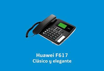Huawei F617