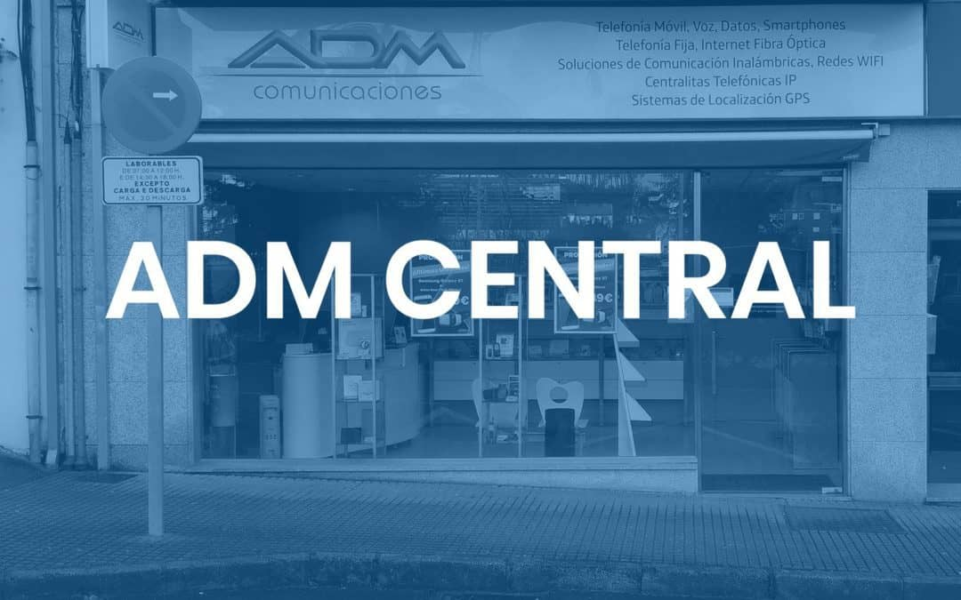 ADM CentralSantiago de Compostela