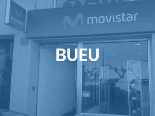 """Bueu<p style=""""font-size:12px;"""">Bueu</p>"""
