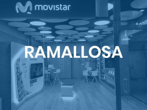 """Ramallosa<p style=""""font-size:12px;"""">Nigrán</p>"""