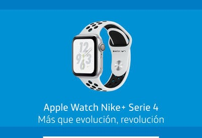 Apple Watch Nike+ Serie 4