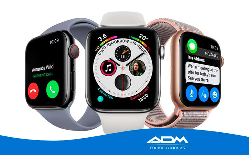 Funcionamiento del Apple Watch 4